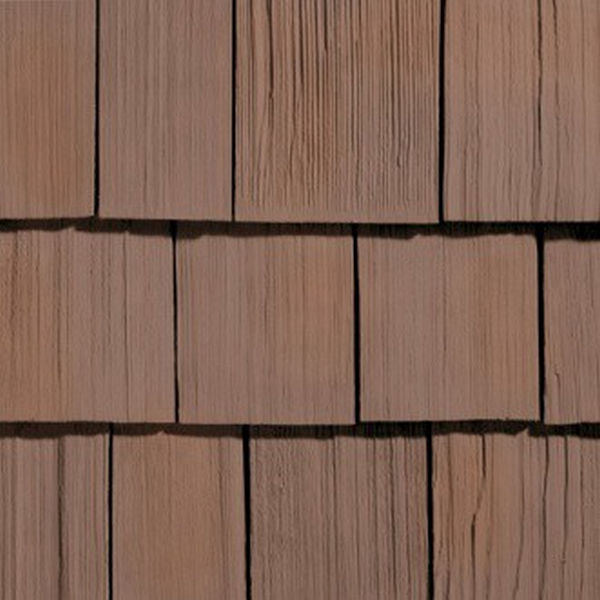 Сайдинг виниловый Nailite Rough-Sawn Cedar Harvest Cedar